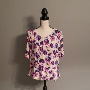 Liz Claiborne Top Size XL